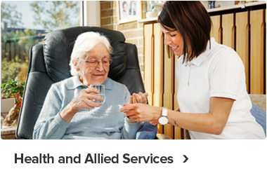 health-allied-services