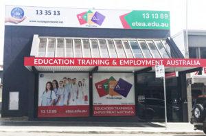 ETEA College