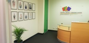 ETEA Reception
