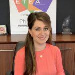 ETEA Female Employee